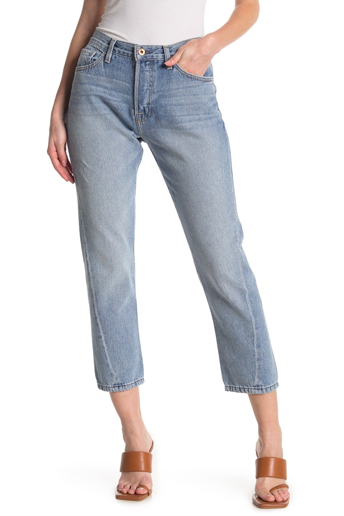 Image of NSF CLOTHING Torque Seam Jeans