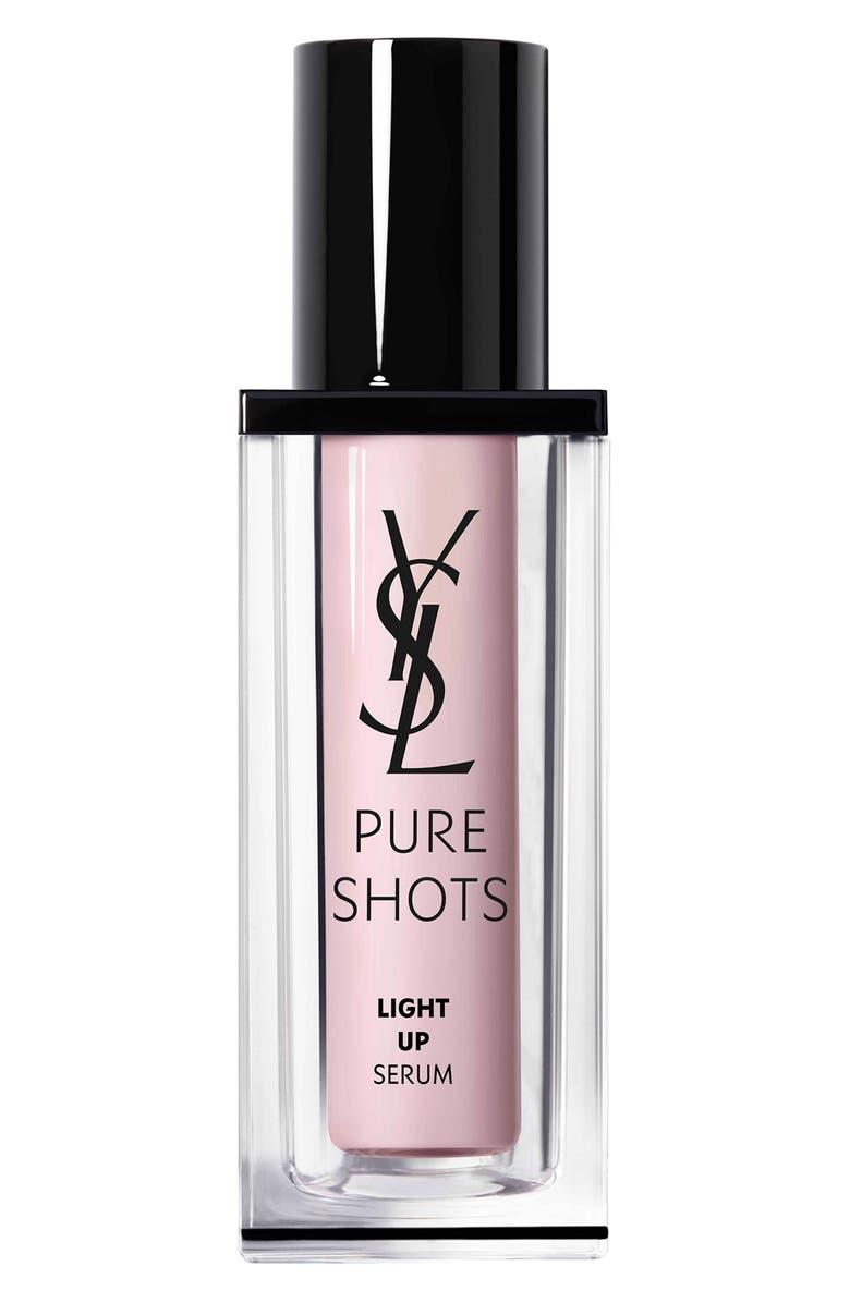 YVES SAINT LAURENT Pure Shots Light Up Brightening Serum, Main, color, NO COLOR