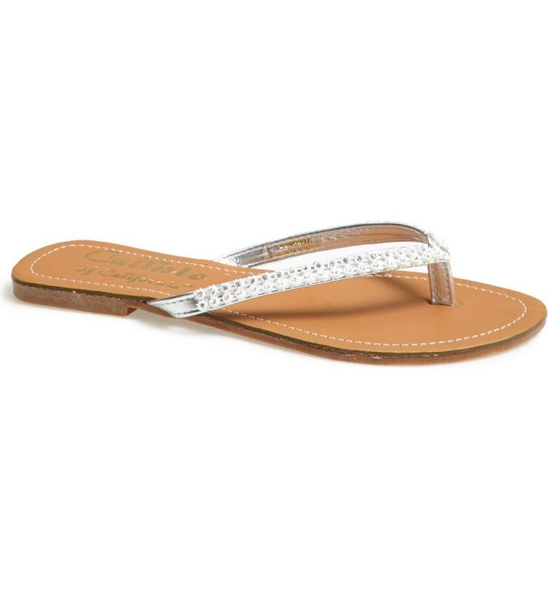 CALLISTO 'Keiki' Sandal, Main, color, 040