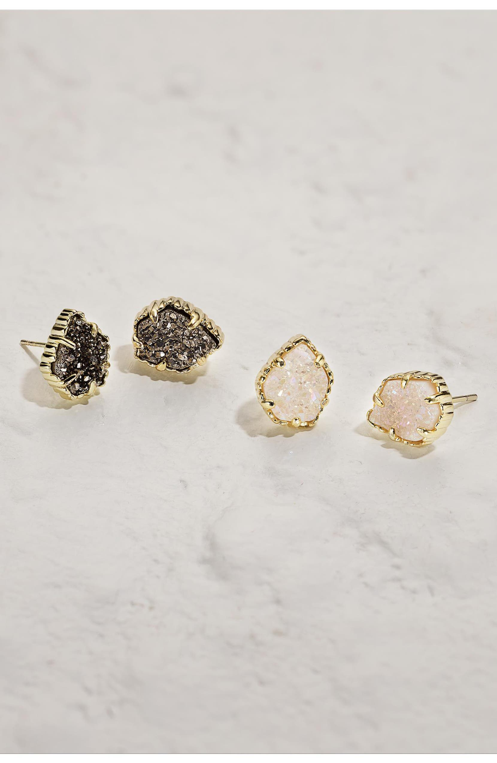 3834dfed2 Kendra Scott Tessa Stone Stud Earrings | Nordstrom