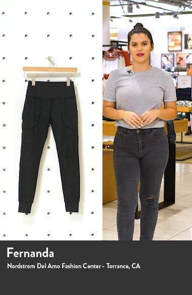 Restore Soft Pocket Lounge Leggings, sales video thumbnail