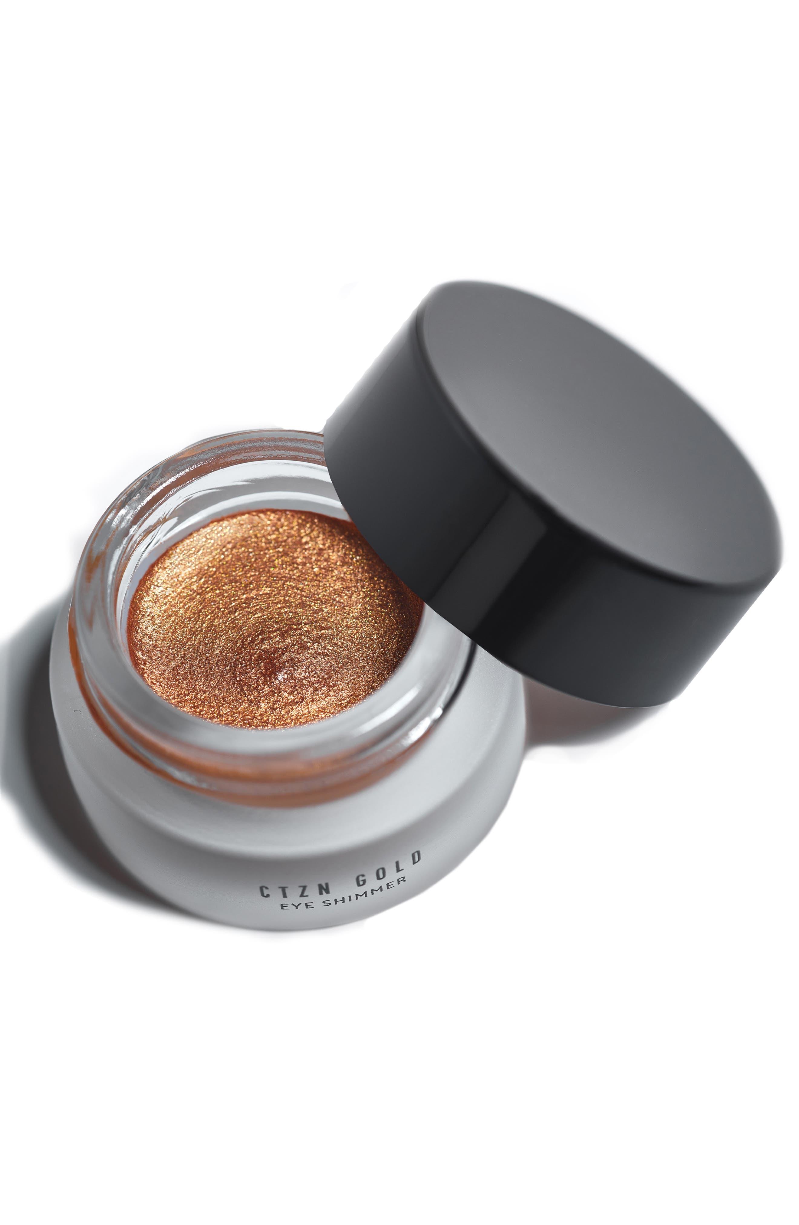 Ctzn Gold Cream Eyeshadow