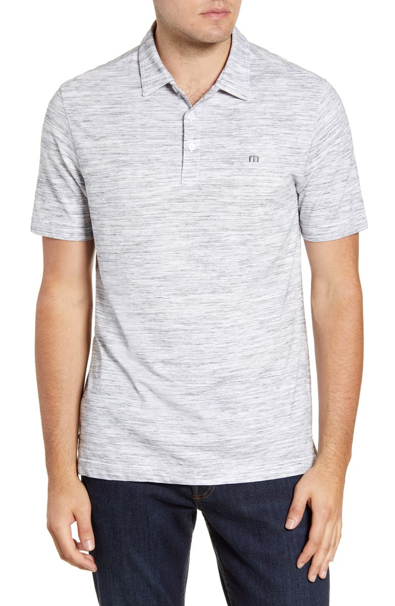 TRAVISMATHEW Boyle Polo, Main, color, WHITE