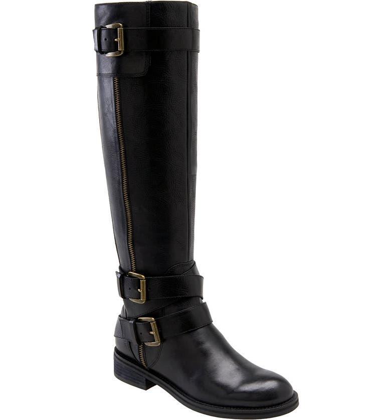 ENZO ANGIOLINI 'Saylem' Riding Boot, Main, color, 001