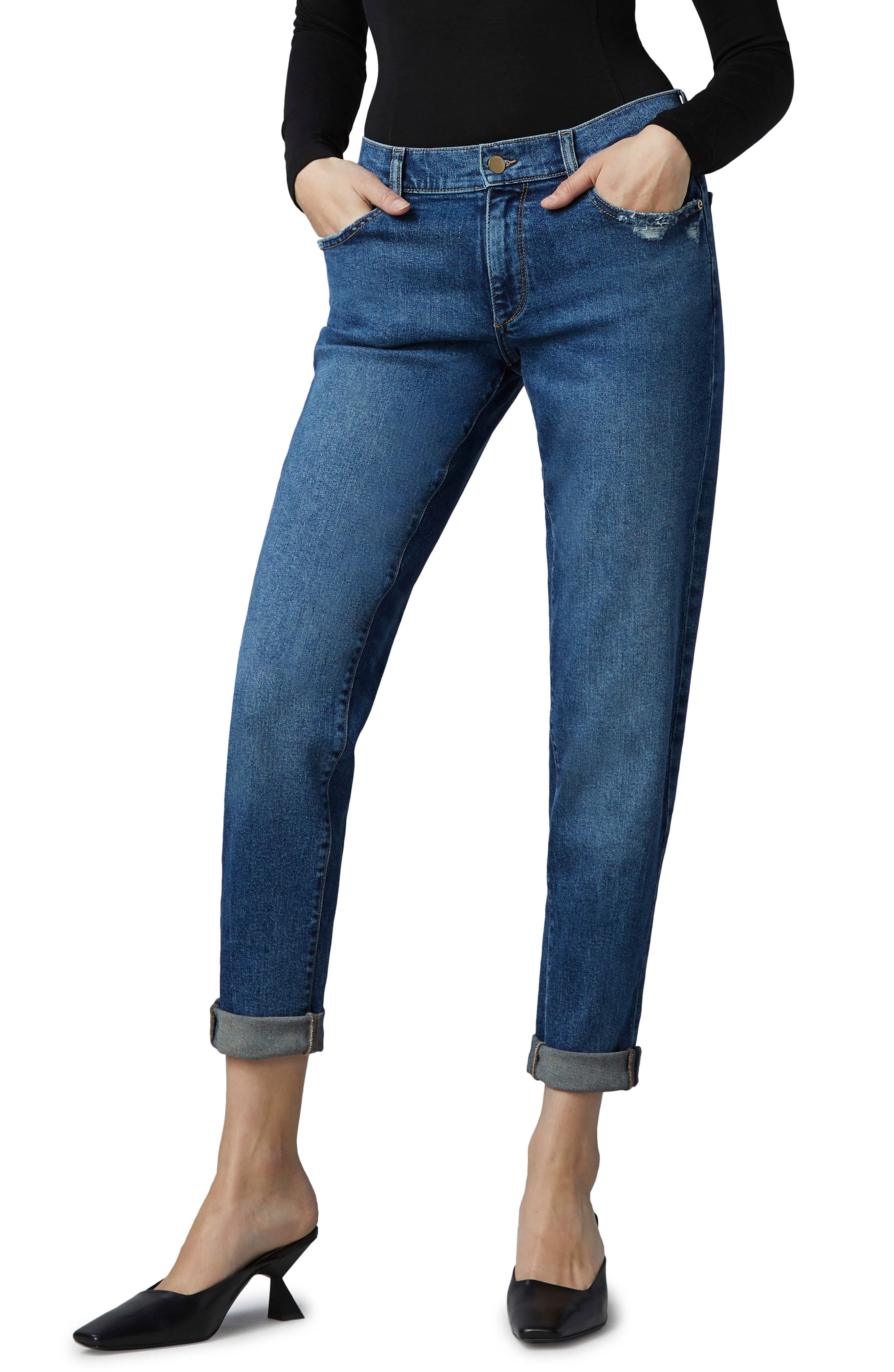 1961 Riley Boyfriend Straight Leg Jeans
