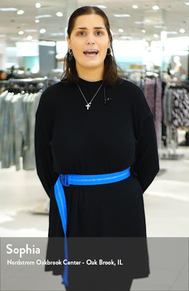Metallic Knit Dress, sales video thumbnail