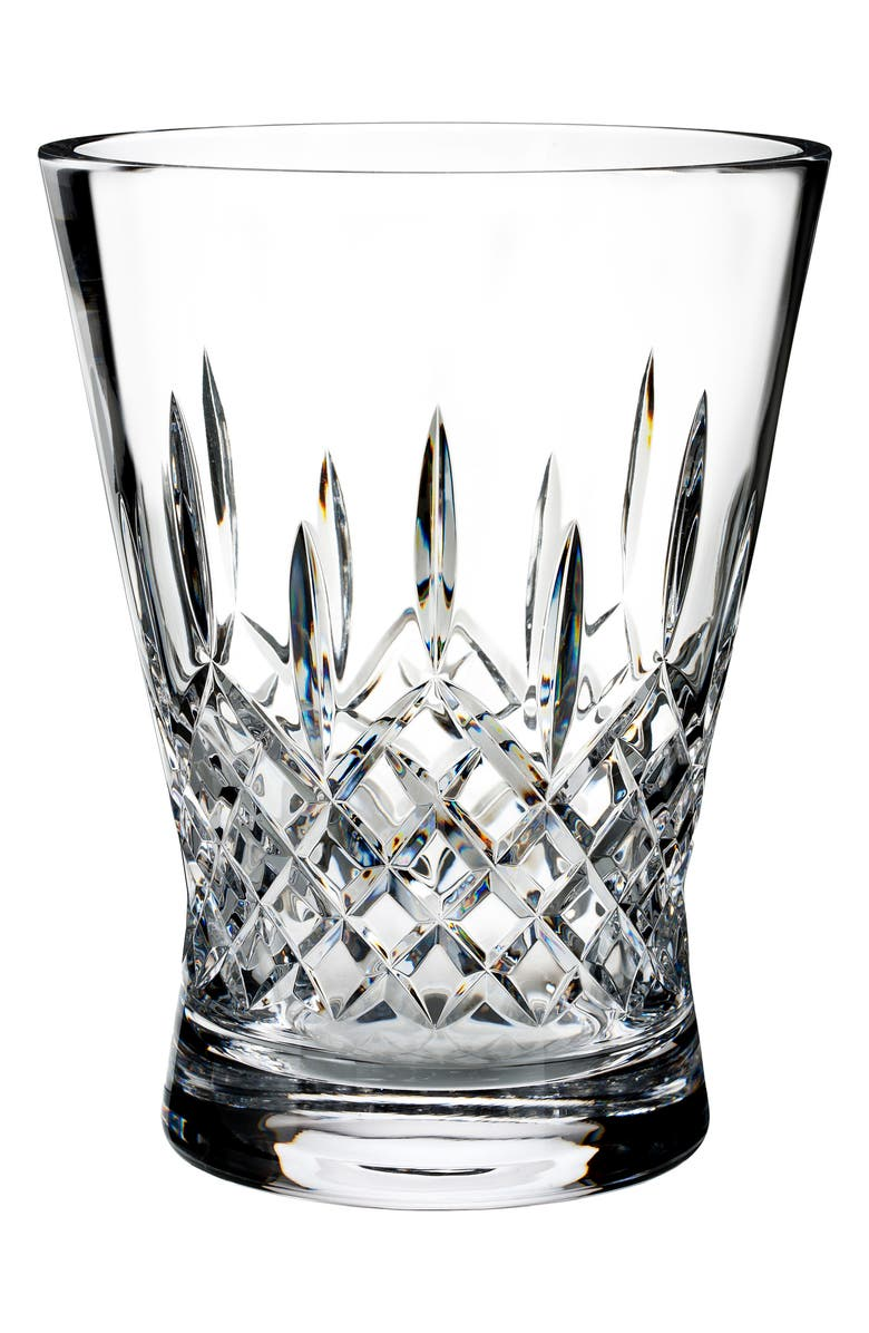 WATERFORD Lismore Pops Lead Crystal Champagne Bucket, Main, color, CRYSTAL