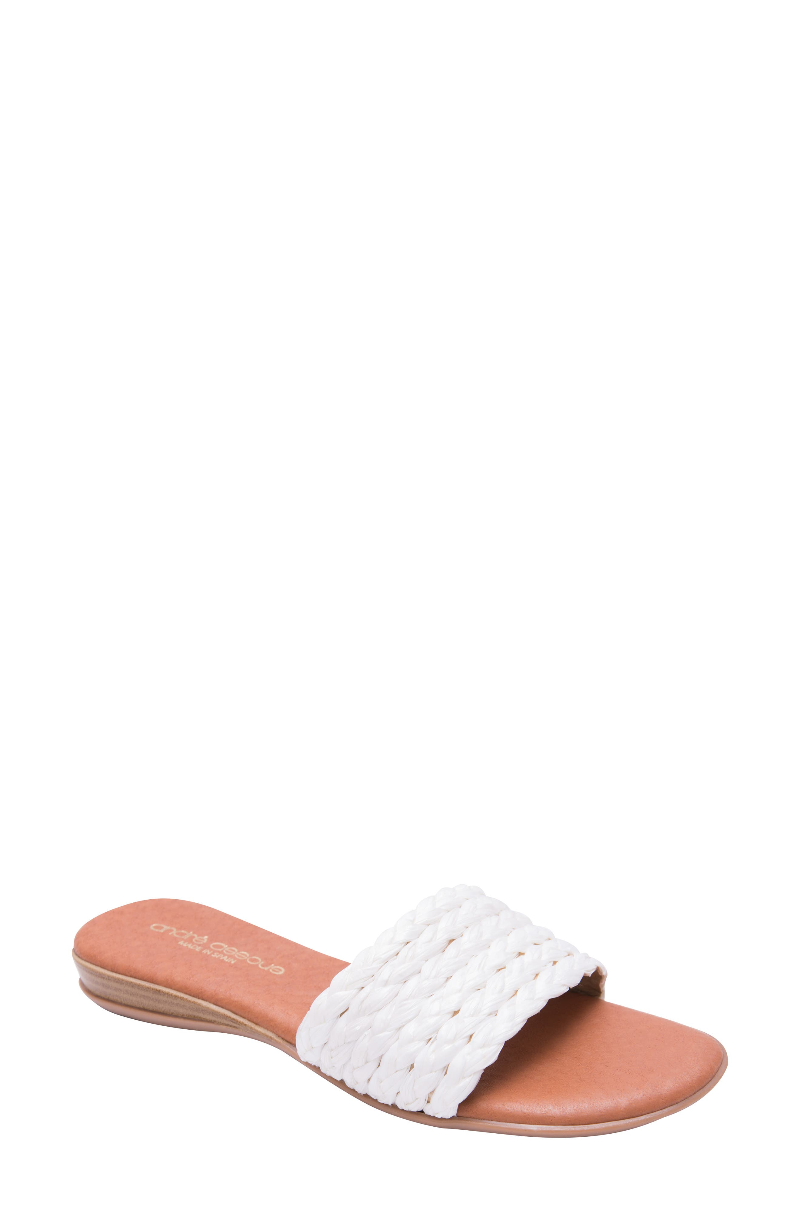 Nahala Slide Sandal