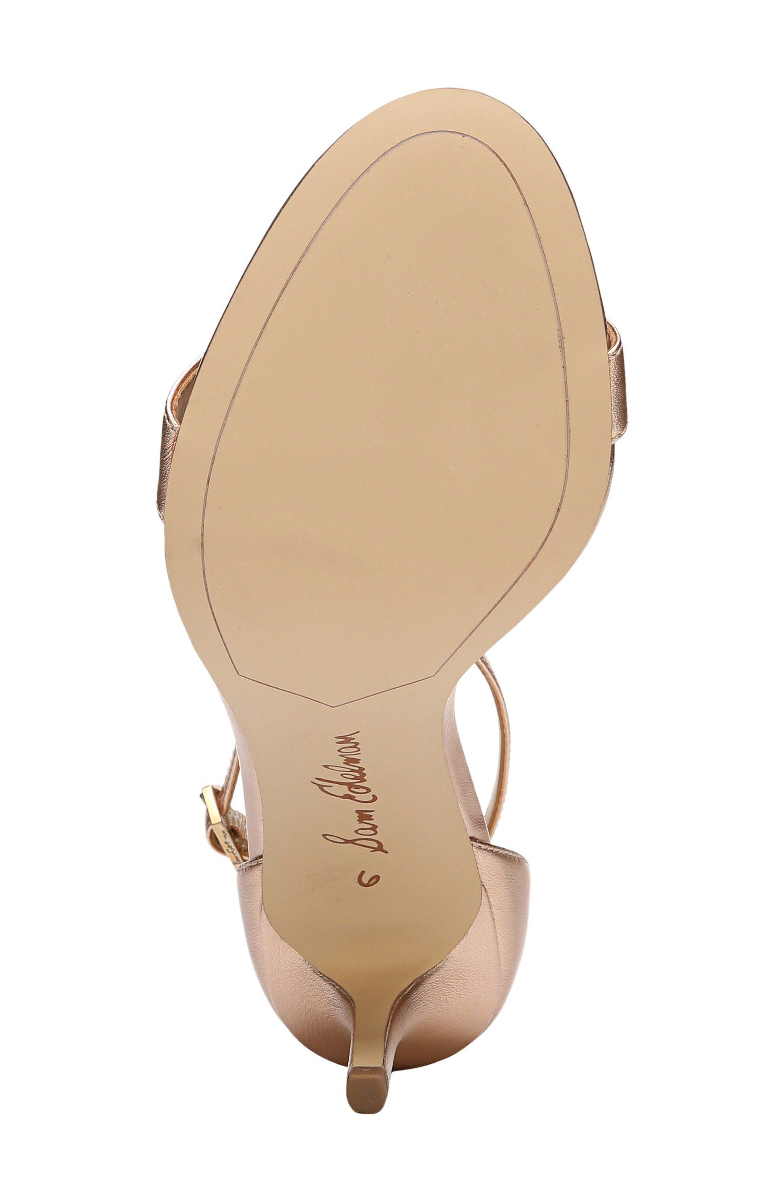 ,                             'Patti' Ankle Strap Sandal,                             Alternate thumbnail 173, color,                             220