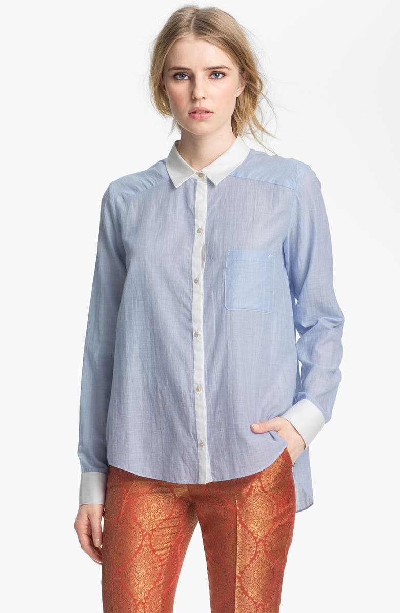 ELIZABETH AND JAMES 'Shawn' Shirt, Main, color, 492