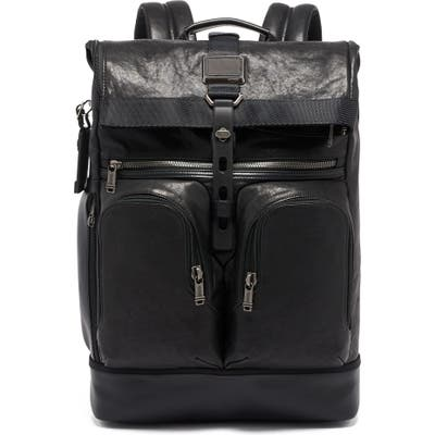 Tumi Alpha Bravo London Backpack - Black