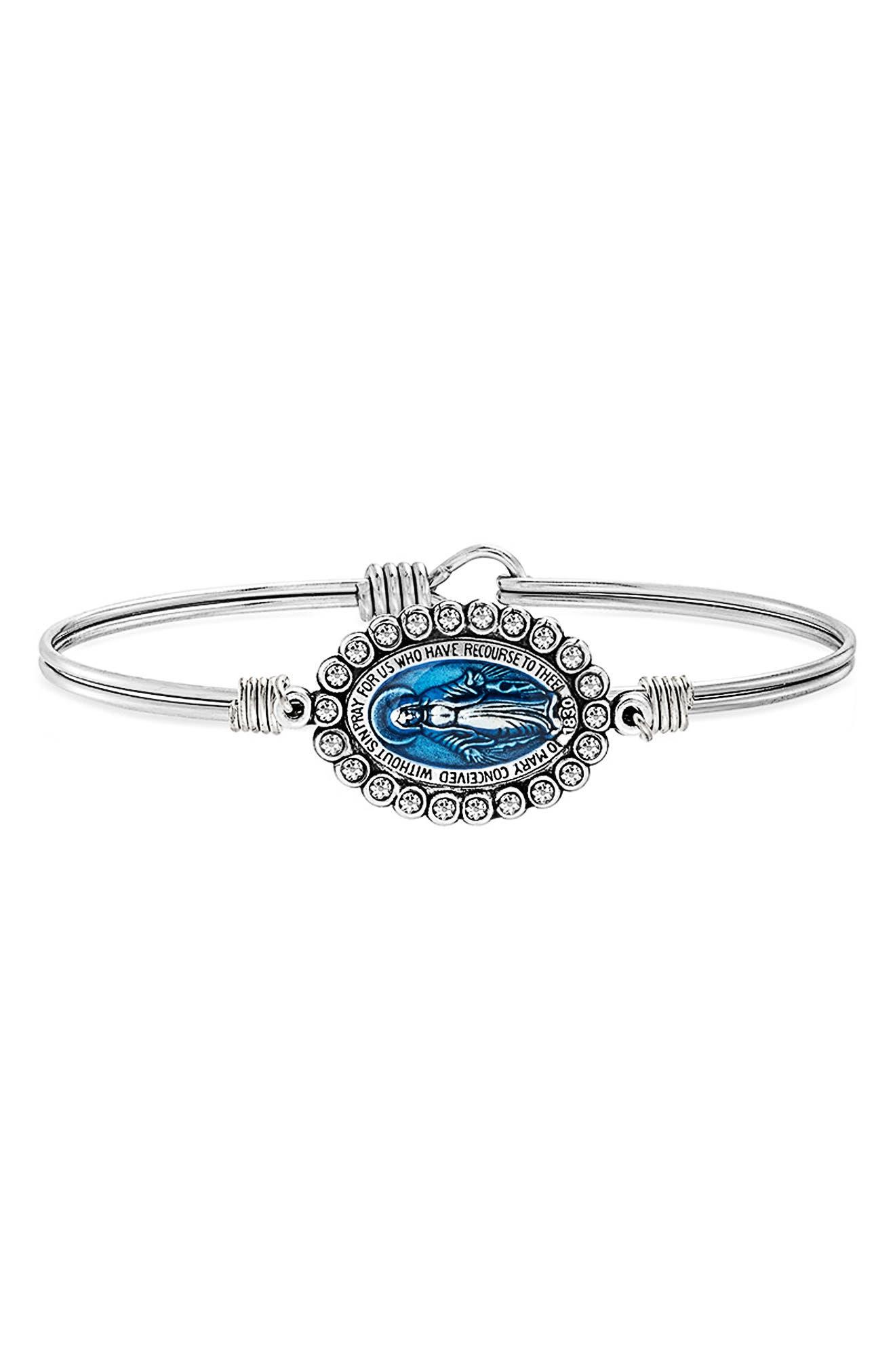 Women's Luca Danni Miraculous Crystal Bracelet