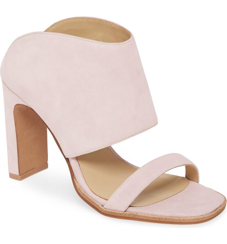 42 GOLD Linx Slide Sandal, Main, color, ORCHID HAZE SUEDE