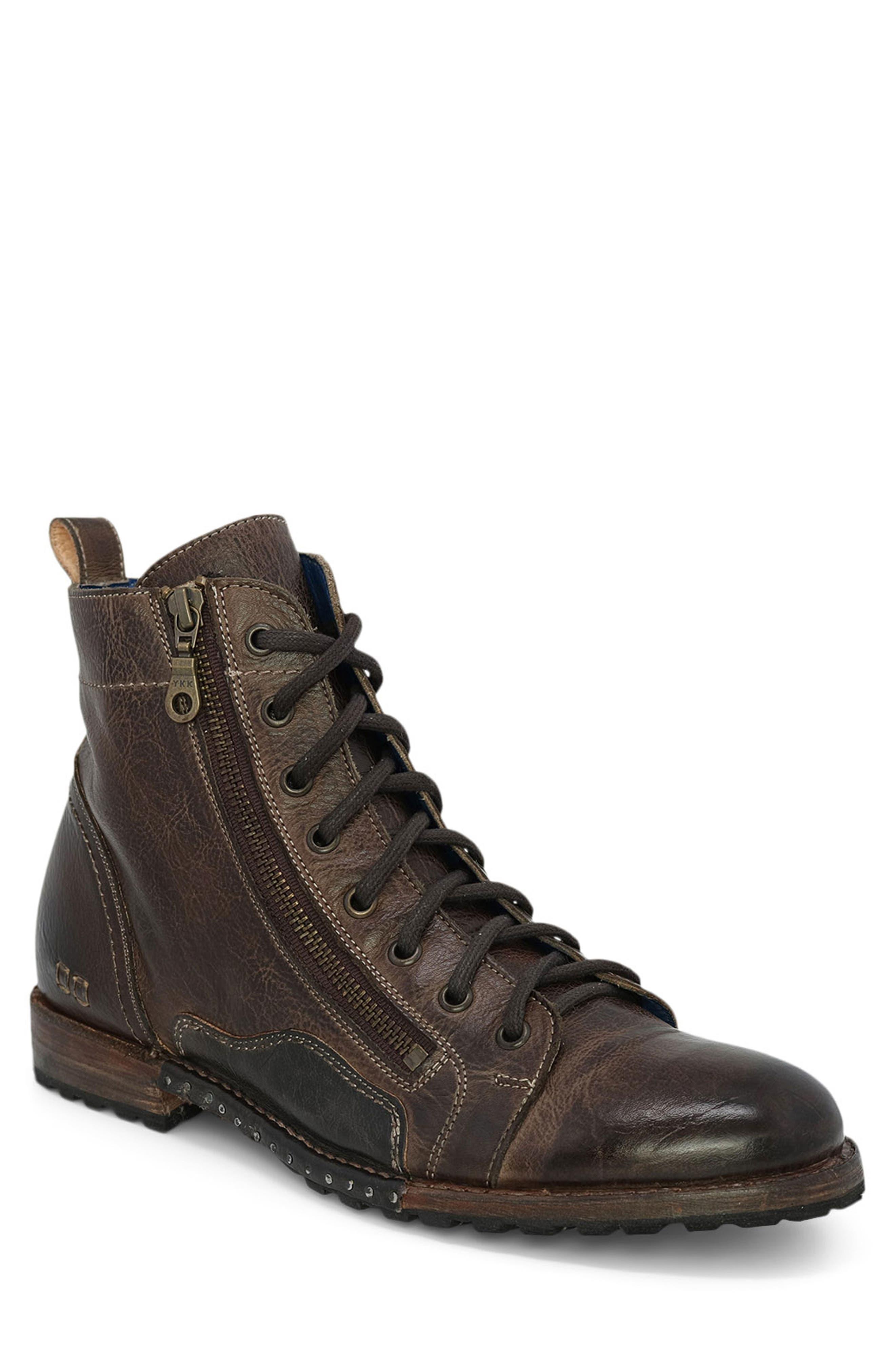 Old Bowen Plain Toe Boot