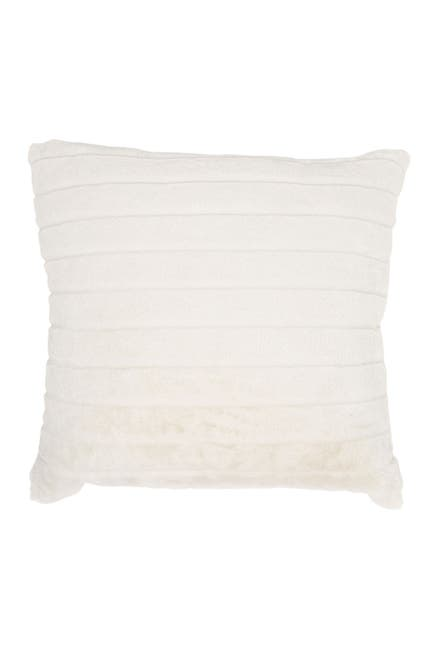 "Image of Nordstrom Rack Sheared Stripe Pillow - 24"" x 24"""