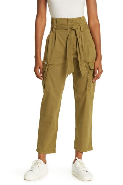 Image of MOTHER Greaser Paperbag Cargo Pants