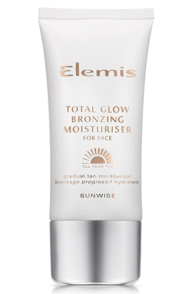 ELEMIS Total Glow Bronzing Moisturizer for Face, Main, color, NO COLOR