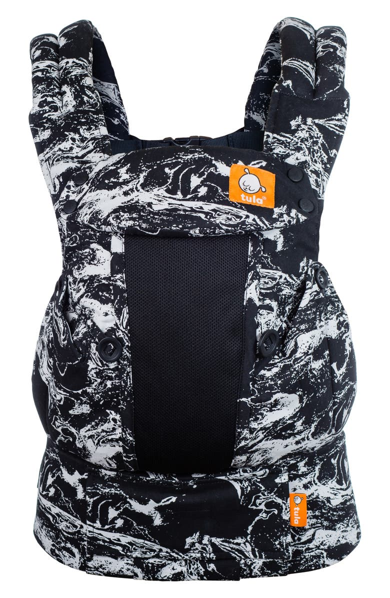 BABY TULA Explore Breathable Mesh Front/Back Baby Carrier, Main, color, MARBLE