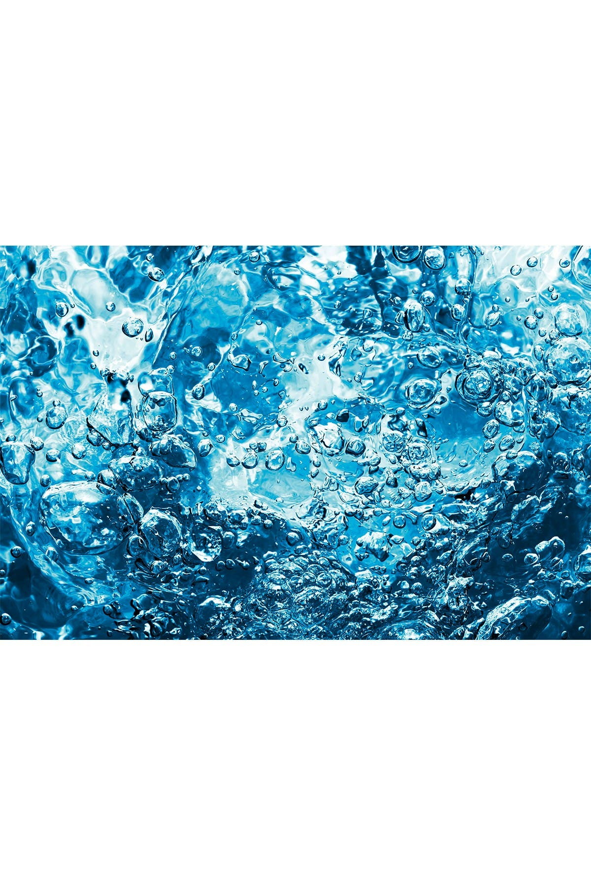 Image of WallPops! Sparkling Water Wall Mural
