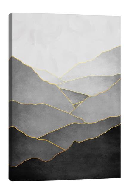 Image of iCanvas Minimal Landscape I by Marco Gonzalez