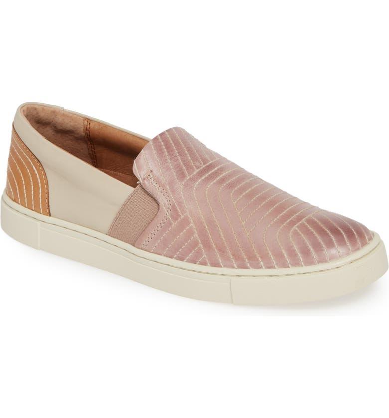 FRYE Ivy Stitch Slip-On Sneaker, Main, color, 650
