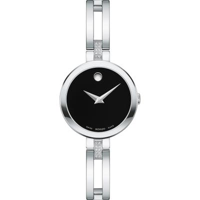 Movado Esperanza Diamond Bangle Watch, 25mm