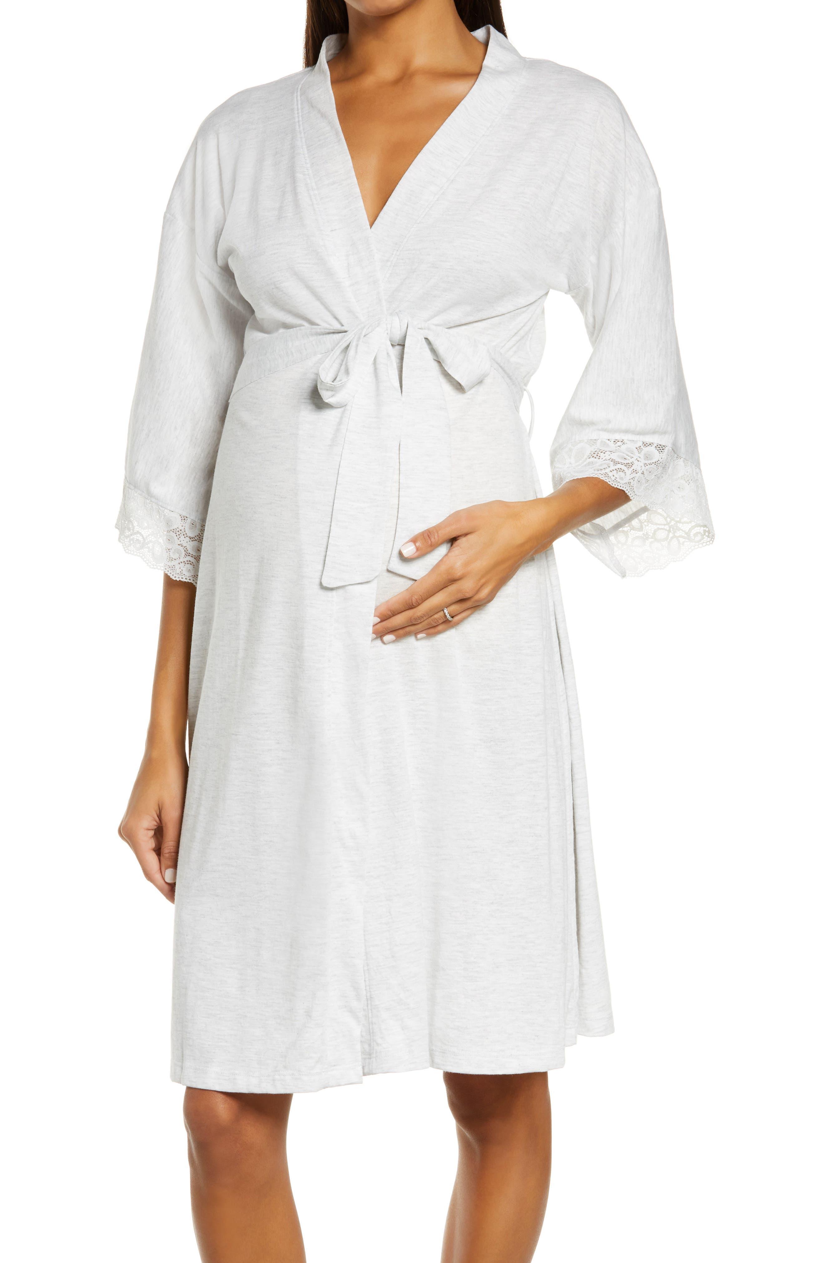 Tallulah Maternity/nursing Robe