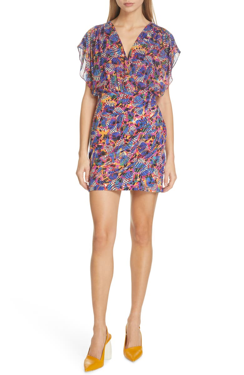 baf9f92fb5edf Brooke Print Dress