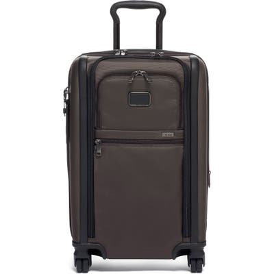 Tumi Alpha 3 Collection 22-Inch International Expandable Wheeled Carry-On - Brown