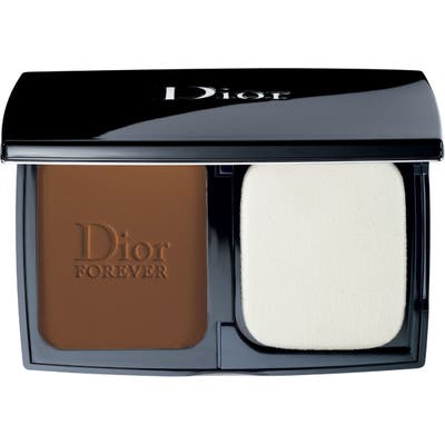 Dior Diorskin Forever Extreme Control Matte Powder Foundation - 080 Ebony