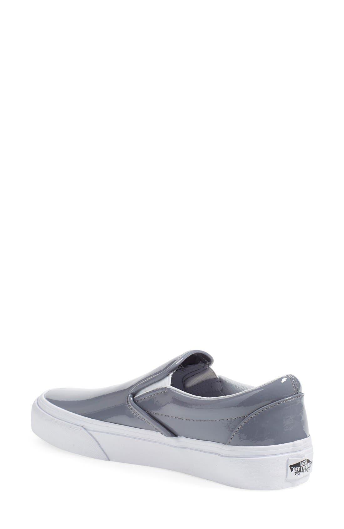 ,                             Classic Slip-On Sneaker,                             Alternate thumbnail 278, color,                             026