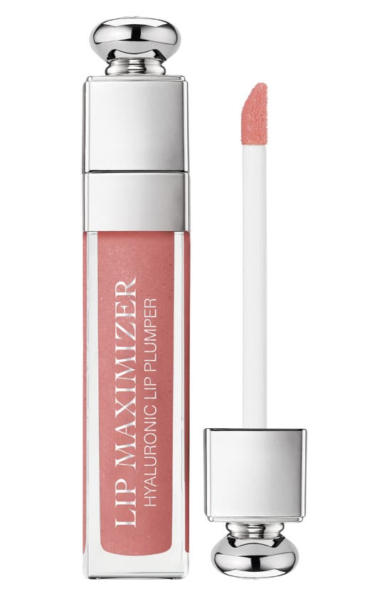 Dior Addict Lip Maximizer Plumping Lip Gloss In 012 Rosewood/ Glow