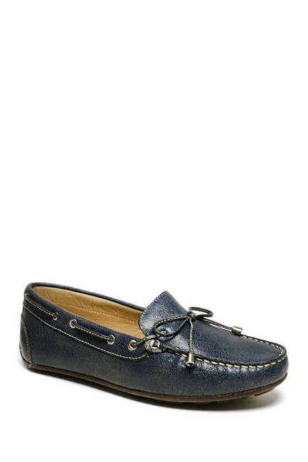 Image of Driver Club USA Nantucket 2 Tiebow Driving Loafer
