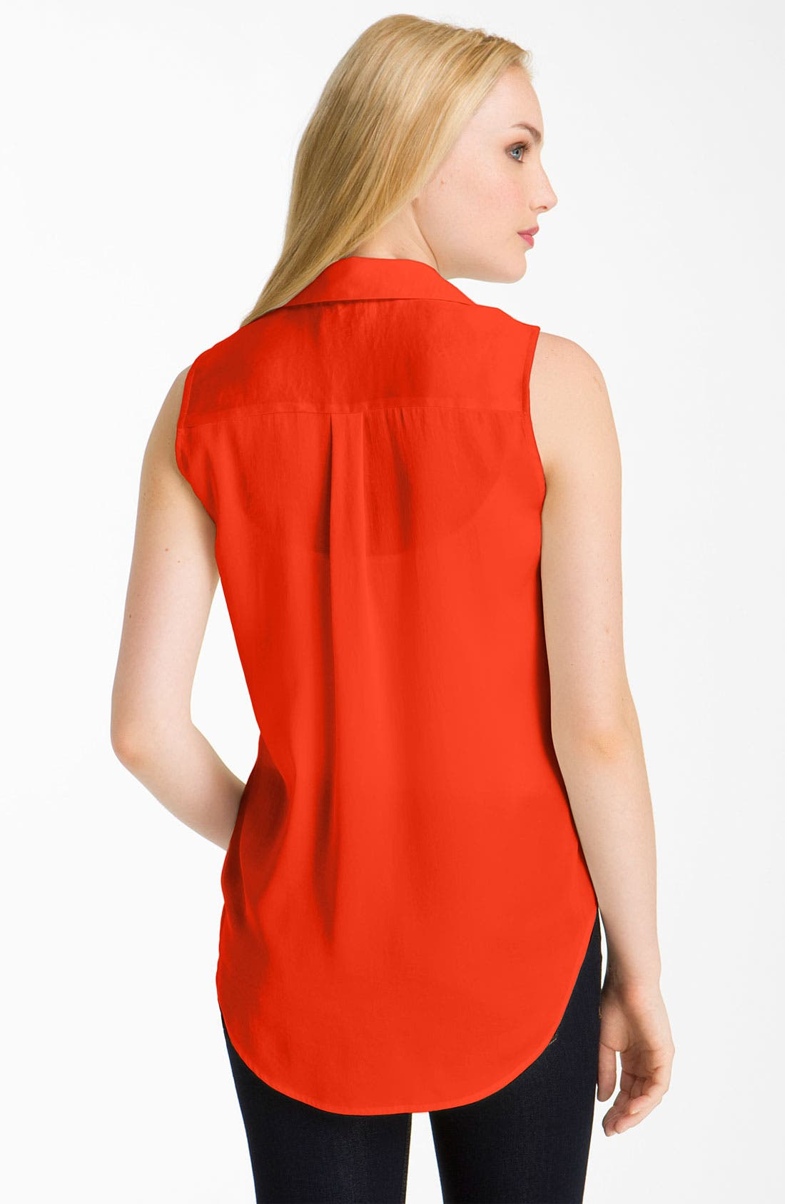 ,                             Sleeveless Shirt,                             Alternate thumbnail 8, color,                             950
