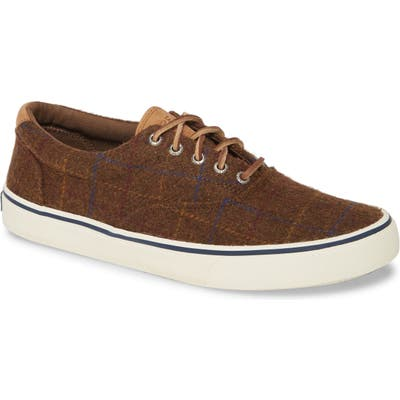 Sperry Striper Ii Cvo Sneaker- Brown