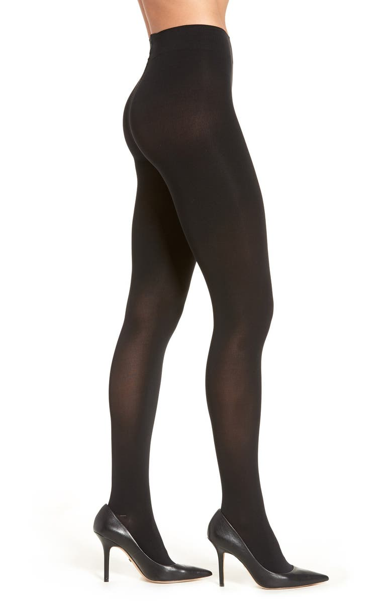 WOLFORD Velvet 66 Shaping Tights, Main, color, 001