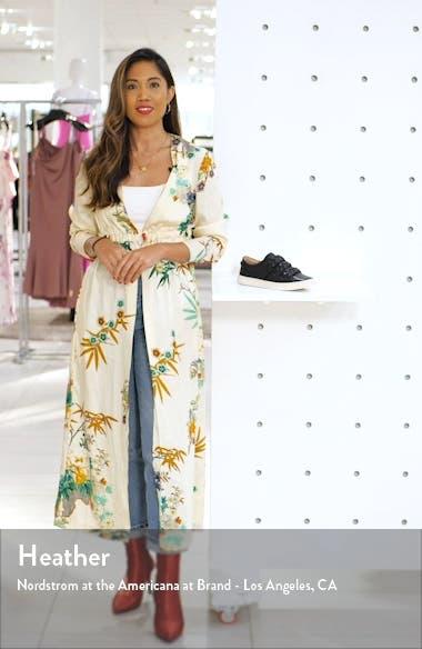 Ivy Braid Strap Sneaker, sales video thumbnail