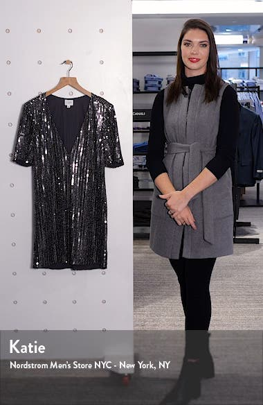 The Aidy Sequin Minidress, sales video thumbnail