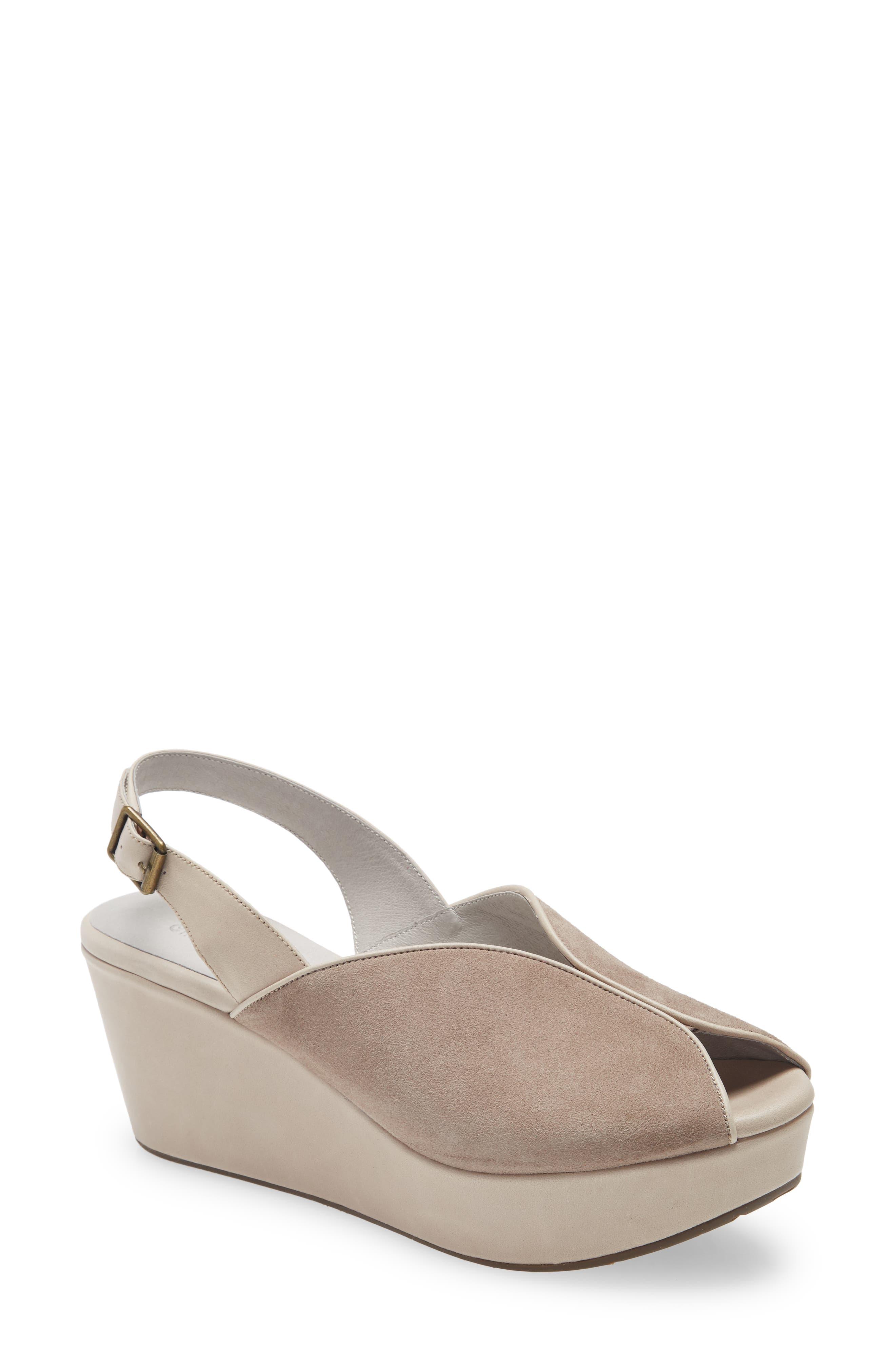 Walta Wedge Slingback Sandal