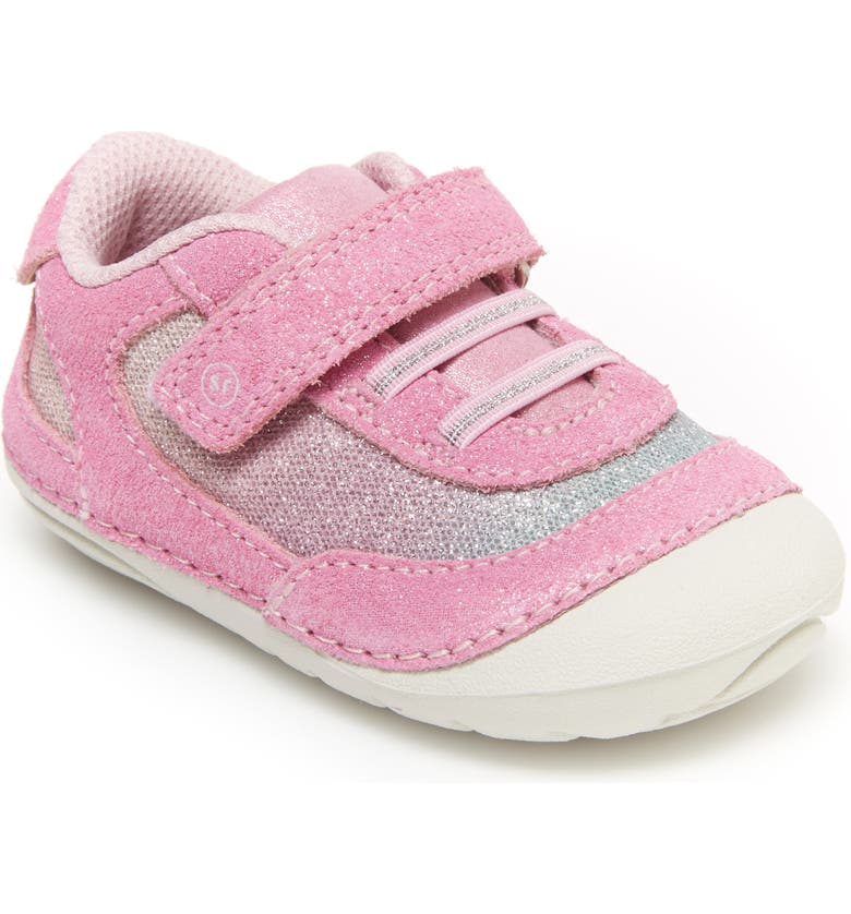 STRIDE RITE Jazzy Soft Motion<sup>™</sup> Sneaker, Main, color, PASTEL MULTI
