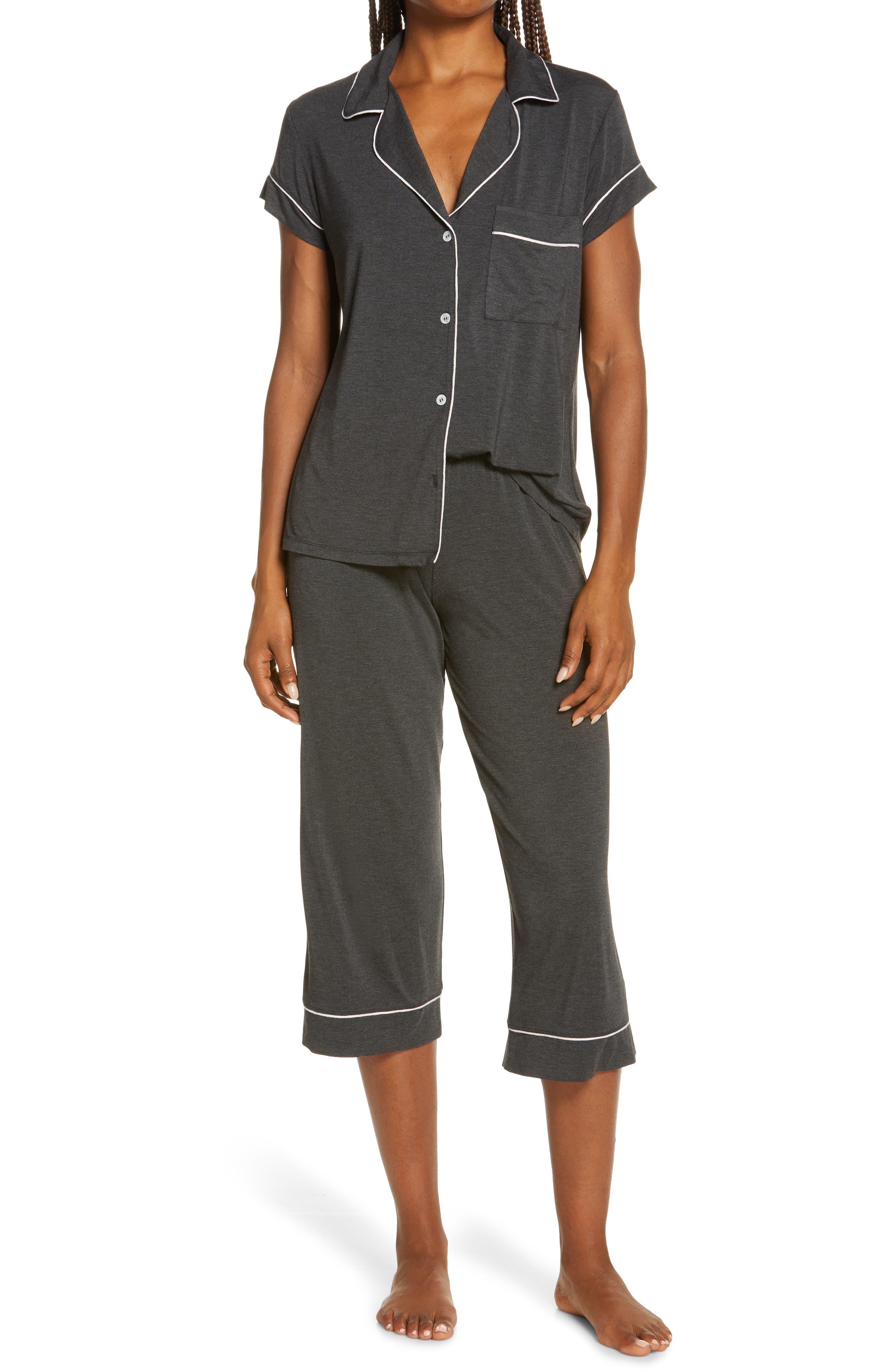 Gisele Crop Pajamas