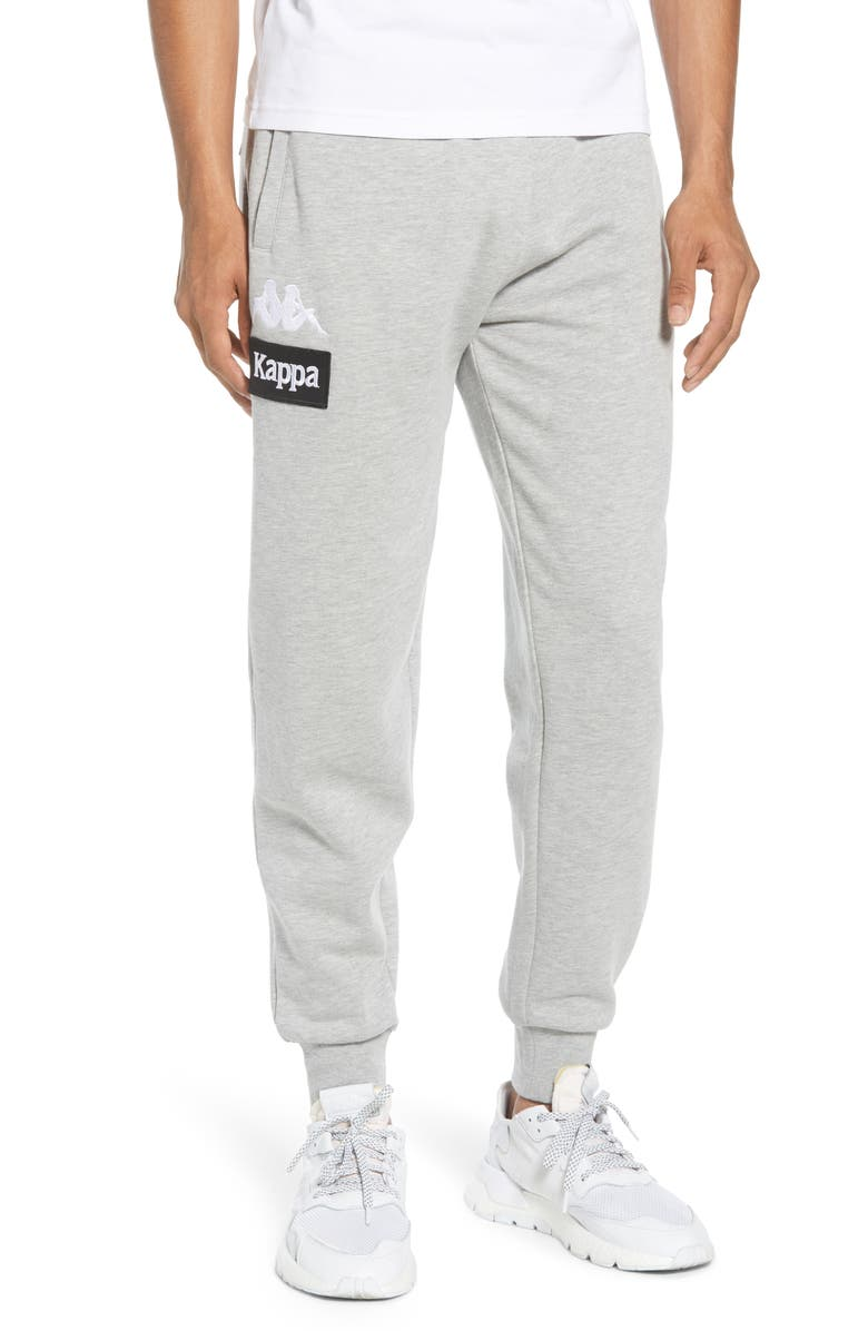 KAPPA Active Authentic La Barnie Jogger Pants, Main, color, GREY