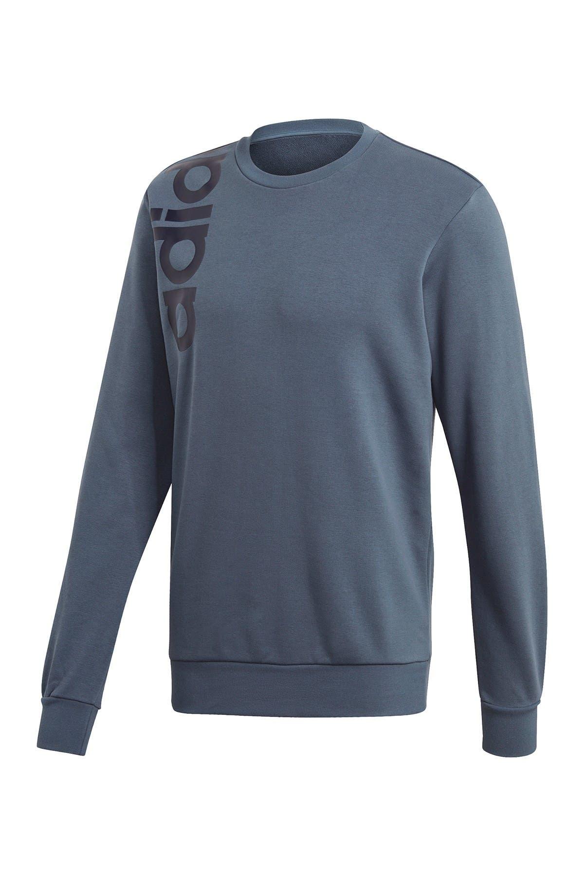 Image of adidas Crew Neck Pullover Sweatshirt