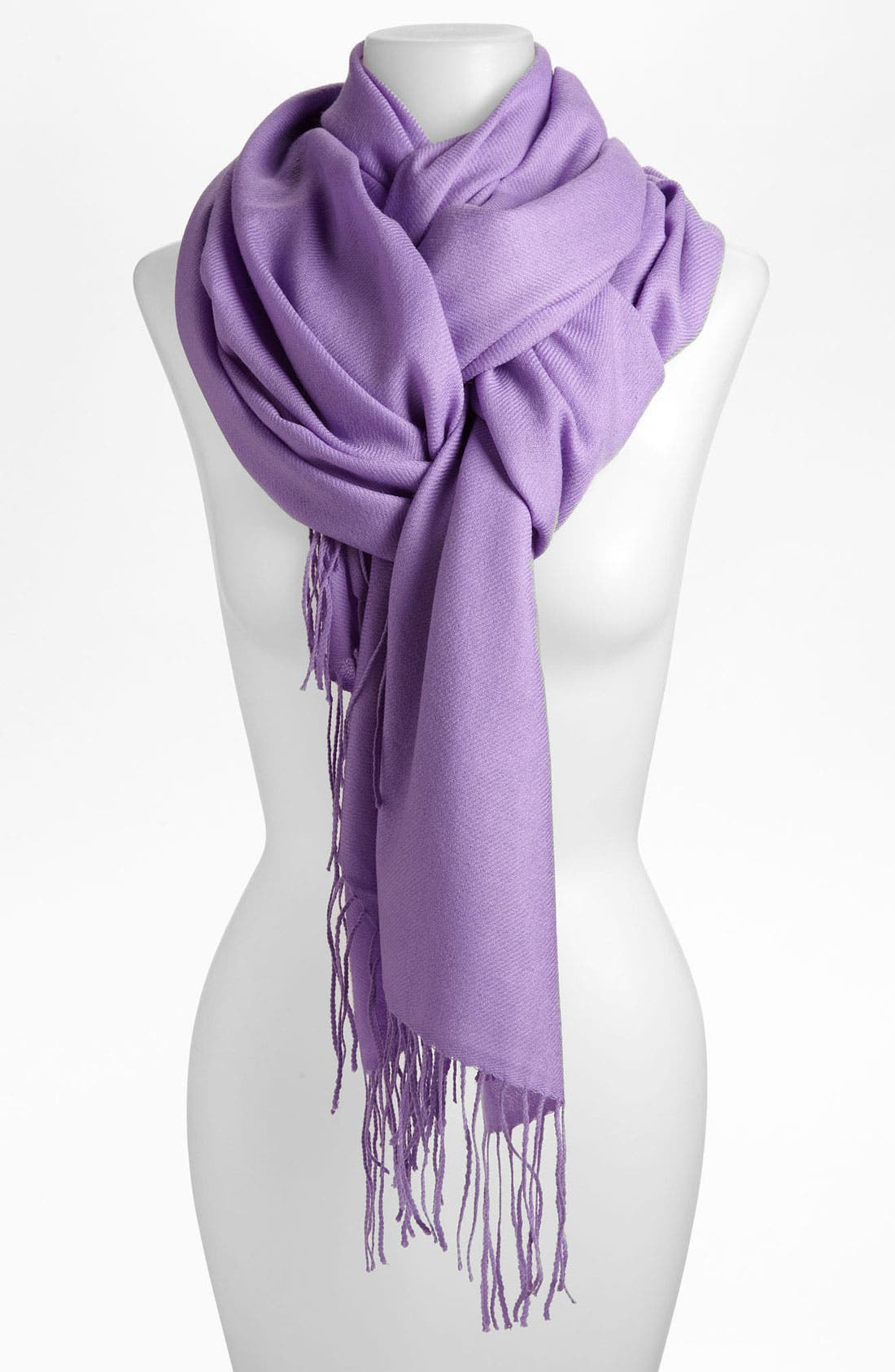 ,                             Tissue Weight Wool & Cashmere Wrap,                             Main thumbnail 161, color,                             566