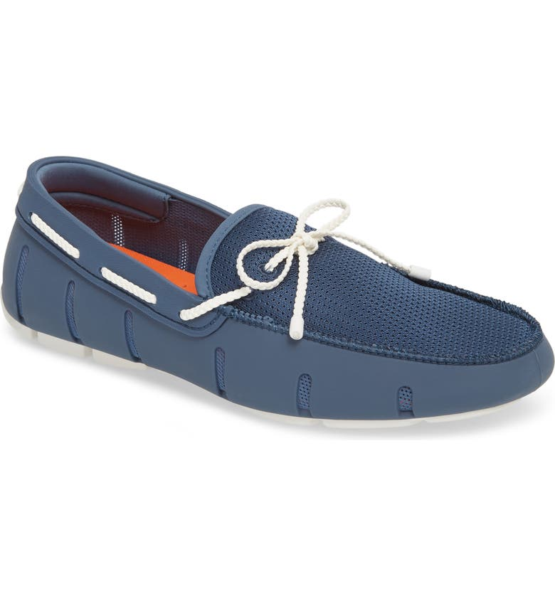 SWIMS Lace Loafer, Main, color, 402