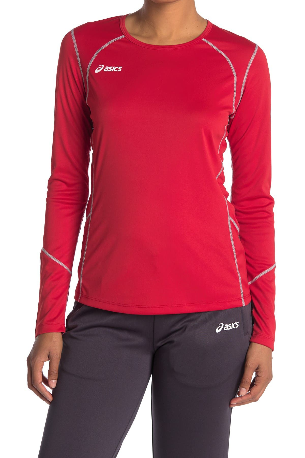 Image of ASICS Volleycross Long Sleeve Jersey