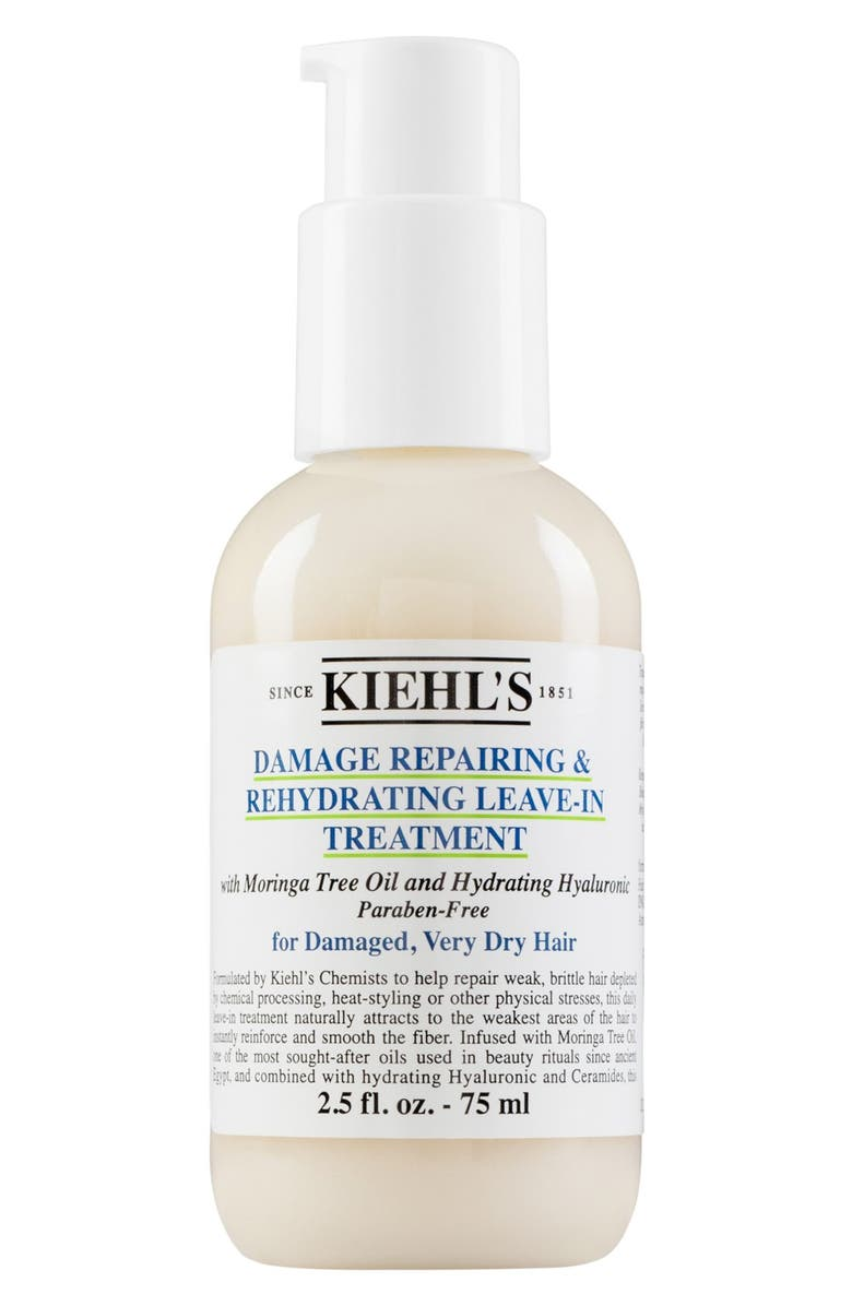 KIEHL'S SINCE 1851 Damage Repairing & Rehydrating Leave-In Treatment, Main, color, 000