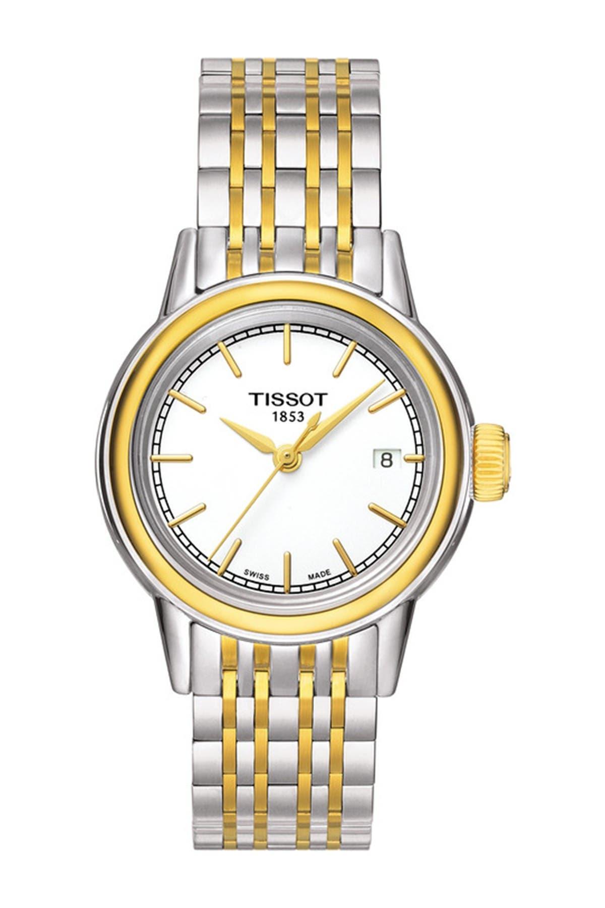 Image of Tissot Women's Tissot Carson Lady Watch, 29.50mm