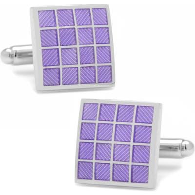 Cufflinks, Inc. Checker Square Cuff Links