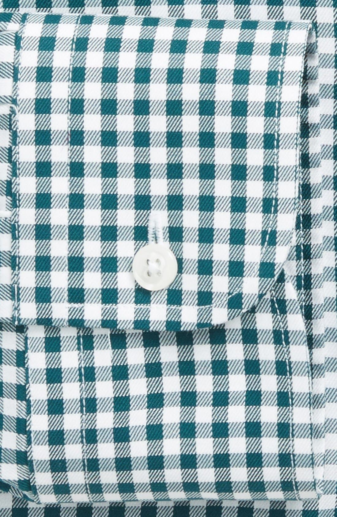 ,                             Traditional Fit Non-Iron Gingham Dress Shirt,                             Alternate thumbnail 48, color,                             310